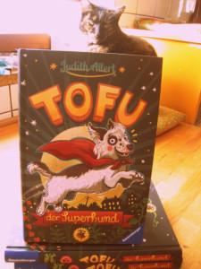 Tofu und Sticky